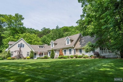West Milford Single Family Home For Sale: 60 Ponderosa Place