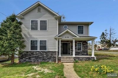 Fair Lawn Single Family Home For Sale: 3-15 Lyons Avenue