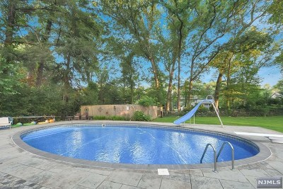 Wyckoff Single Family Home For Sale: 331 Meadowbrook Road