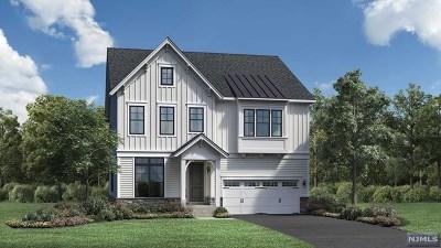 Ho-Ho-Kus Single Family Home For Sale: 810 West Saddle River Road