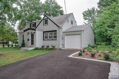 Fair Lawn Single Family Home For Sale: 20-06 Halstead Terrace