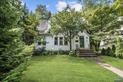 Tenafly Single Family Home For Sale: 15 Moller Street