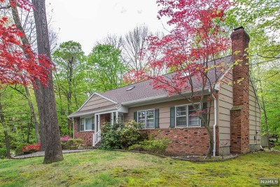 Morris County Single Family Home For Sale: 2 Glendale Terrace