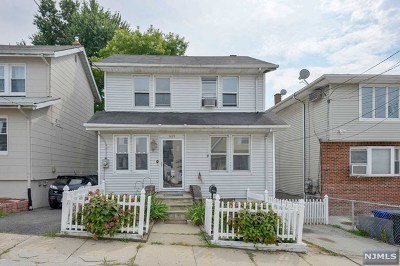 North Bergen Single Family Home For Sale: 1419 83rd Street