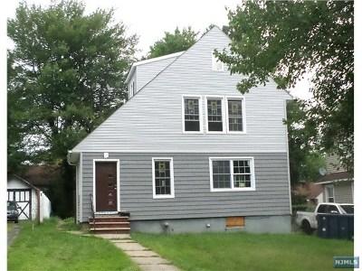 Teaneck Single Family Home For Sale: 51 Garden Street