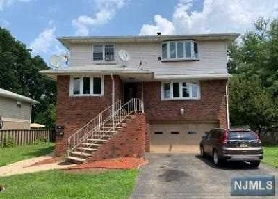 Little Ferry Multi Family 2-4 For Sale: 228 Mehrhof Road