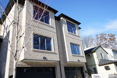 Fort Lee Condo/Townhouse For Sale: 807 Inwood Terrace #B