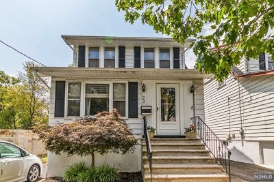 Ridgefield Park Single Family Home For Sale: 23 East Winant Avenue