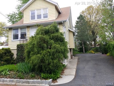 Little Ferry Multi Family 2-4 For Sale: 28 Henches Place