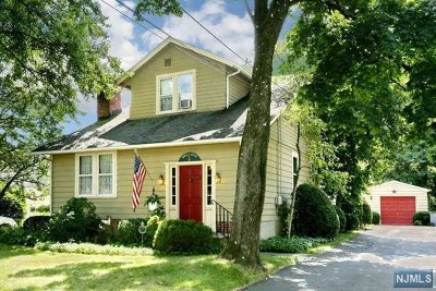 Glen Rock Single Family Home For Sale: 116 Rodney Street