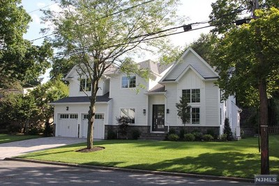 Tenafly Single Family Home For Sale: 58 Willow Lane
