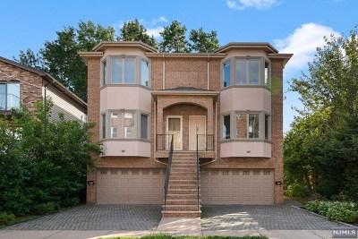Cliffside Park Condo/Townhouse For Sale: 262 Grant Avenue