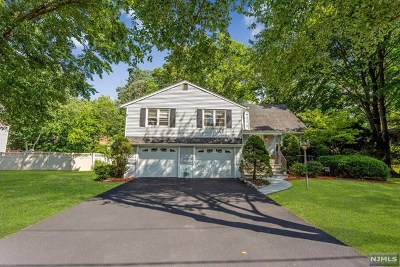 Paramus NJ Single Family Home For Sale: $689,000