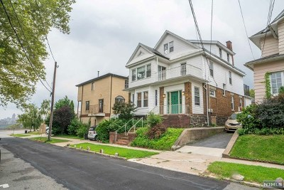 North Bergen Multi Family 2-4 For Sale: 5 77th Street