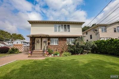 Elmwood Park Multi Family 2-4 For Sale: 115 Philip Avenue