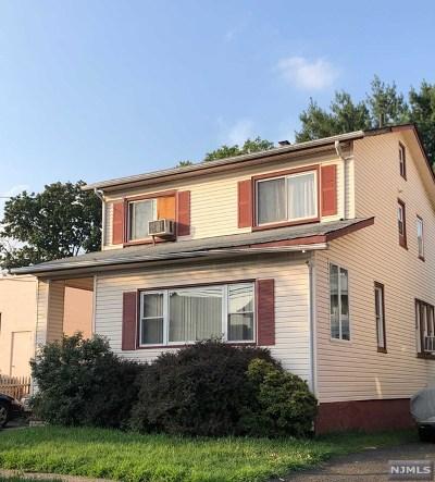 Passaic Single Family Home For Sale: 130 Howard Avenue