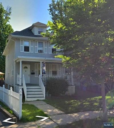 Ridgefield Park Single Family Home For Sale: 20 Preston Street