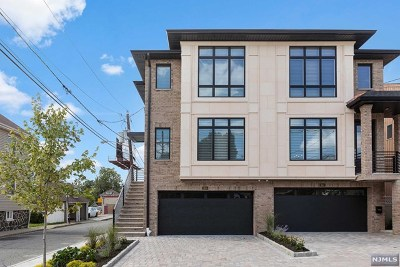 Fort Lee Condo/Townhouse For Sale: 1639 Maple Street