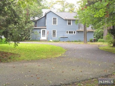 Franklin Lakes Single Family Home For Sale: 30 Pulis Avenue