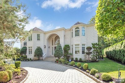Englewood Cliffs Single Family Home For Sale: 35 Geraldine Road