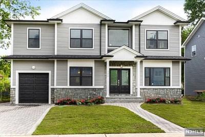 Bergenfield Single Family Home For Sale: 340 Merritt Avenue