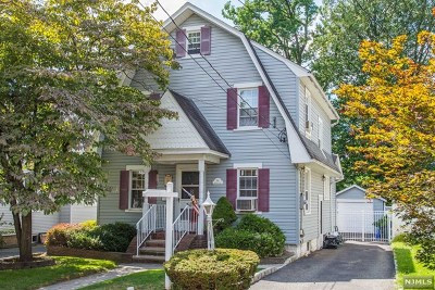 Dumont Single Family Home For Sale: 64 Shelby Street