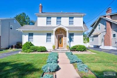 Pompton Lakes Single Family Home For Sale: 516 Ramapo Avenue