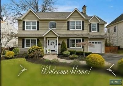 Glen Rock Single Family Home For Sale: 129 Delmar Avenue