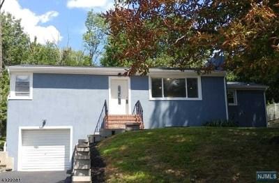 Woodland Park Single Family Home For Sale: 623 Lackawanna Avenue