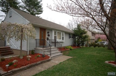 Paramus Single Family Home For Sale: 847 Alden Road