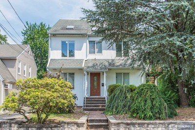Bergenfield Multi Family 2-4 For Sale: 87 Grove Street