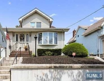 Clifton Single Family Home For Sale: 174 Clinton Avenue