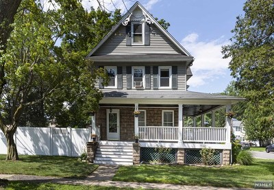 Dumont Single Family Home For Sale: 190 East Madison Avenue