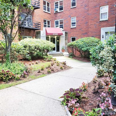 Fort Lee Condo/Townhouse For Sale: 2340 Linwood Avenue #5d