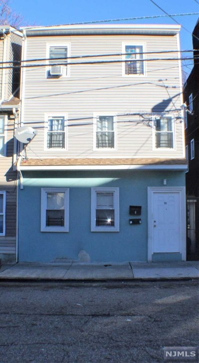 Paterson Multi Family 2-4 For Sale: 181 Jackson Street