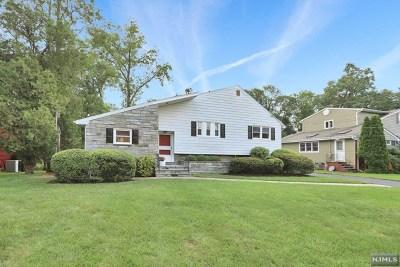 Ridgewood Single Family Home For Sale: 393 Hopper Avenue
