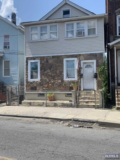 Paterson Multi Family 2-4 For Sale: 546 East 18th Street