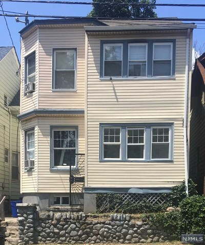Paterson Multi Family 2-4 For Sale: 19 North 9th Street