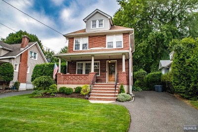 Cresskill Single Family Home For Sale: 125 7th Street