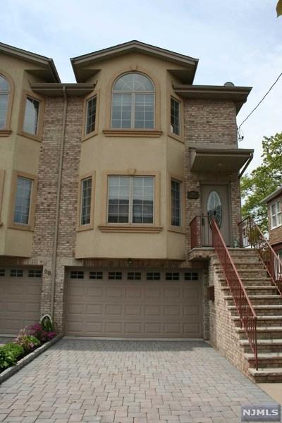 Cliffside Park Condo/Townhouse For Sale: 100 Lincoln Avenue