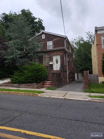 Fort Lee NJ Single Family Home For Sale: $750,000
