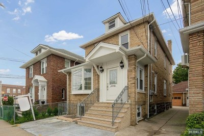 North Bergen Multi Family 2-4 For Sale: 8128 Kennedy Boulevard