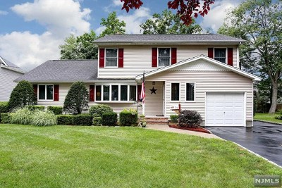 New Milford Single Family Home For Sale: 318 Lacey Drive