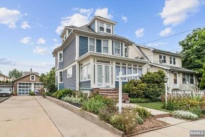 Ridgefield Park Single Family Home For Sale: 45 Gordon Street