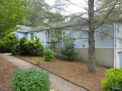 West Milford Single Family Home For Sale: 1509 Macopin Road
