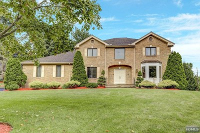 Paramus Single Family Home For Sale: 60 Hollybrook Road