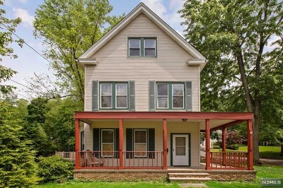 Demarest Single Family Home For Sale: 48 Stelfox Street