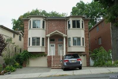 Cliffside Park Condo/Townhouse For Sale: 423 Lafayette Avenue