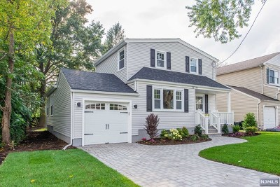 Bergen County Single Family Home For Sale: 12-50 3rd Street