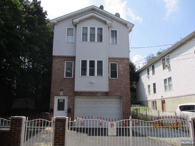 Passaic Multi Family 2-4 For Sale: 67-69 Hope Avenue